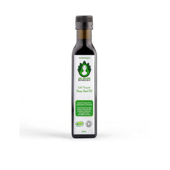 Body and Mind Botanicals Cold Pressed Hemp Seed Cooking Oil 250ml