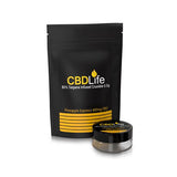 CBDLife 400mg CBD Terpene Infused Broad Spectrum Crumble 0.5g