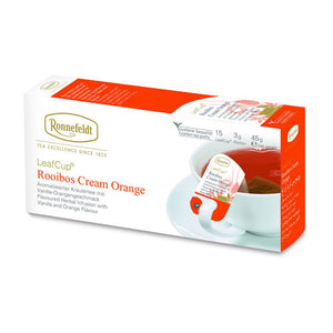 Rooibos Cream Orange