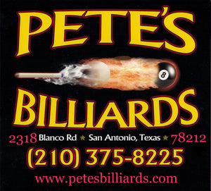 Pete's Billiards