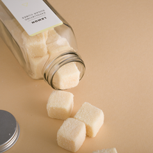 Load image into Gallery viewer, Lemon Exfoliating Sugar Cubes