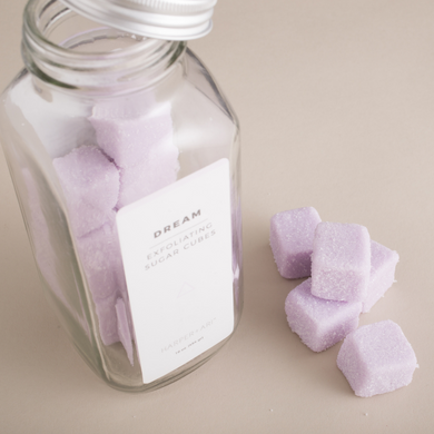 Dream Exfoliating Sugar Cubes
