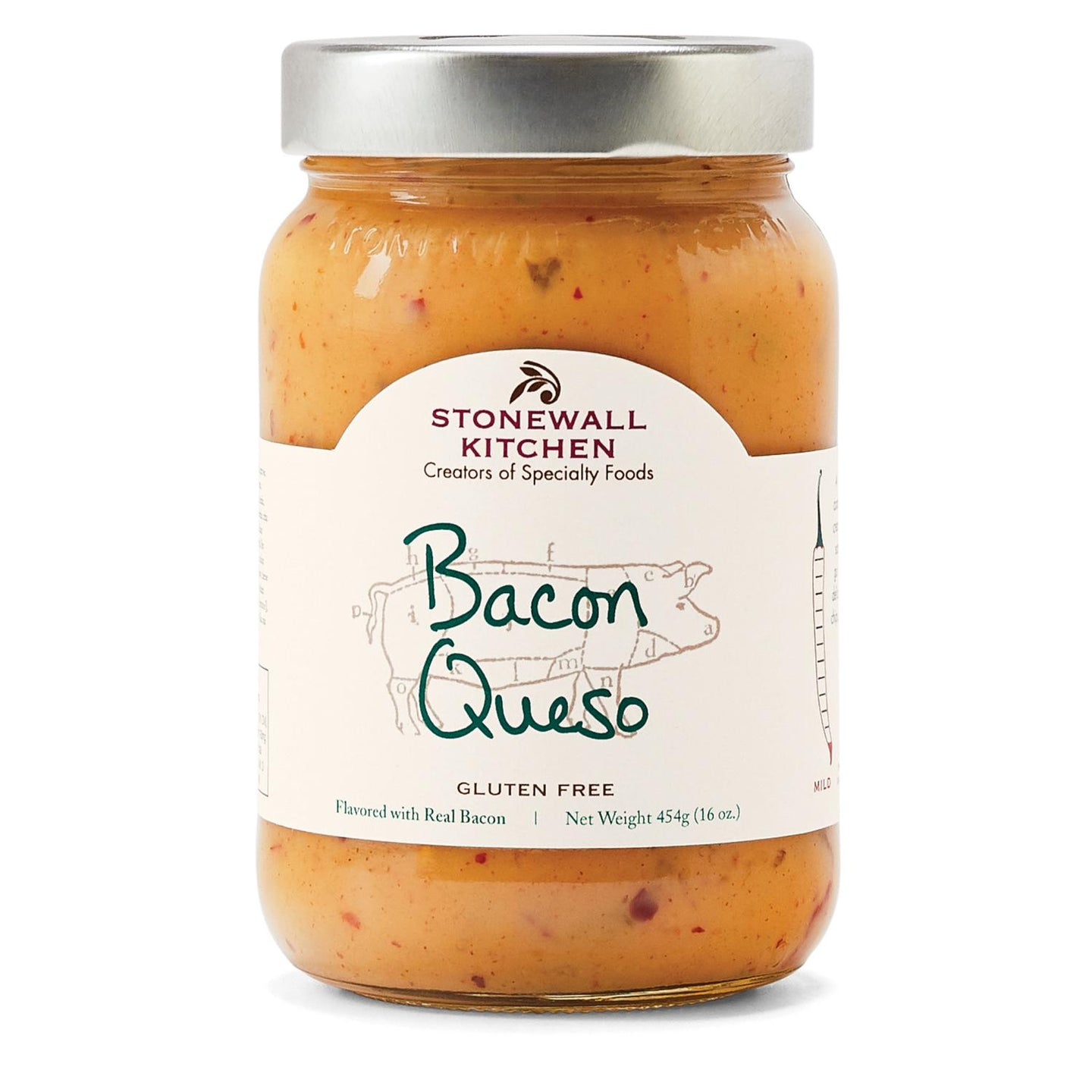 Bacon Queso