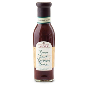 Boozy Bacon Barbecue Sauce