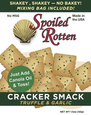Cracker Smack Truffle & Garlic