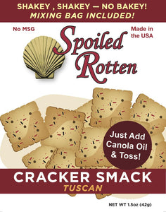 Cracker Smack Tuscan