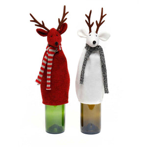 Deer Bottle Topper