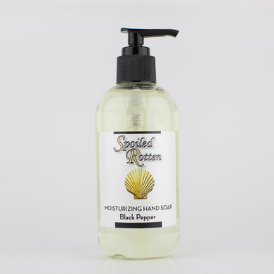 Liquid Moisturizing Hand Soap