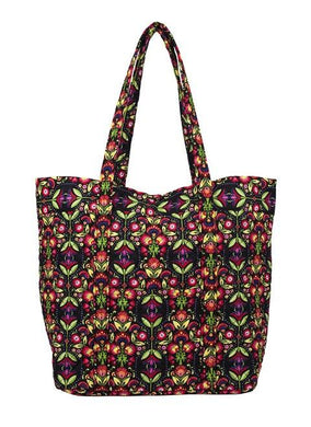 Large Square Bottom Tote