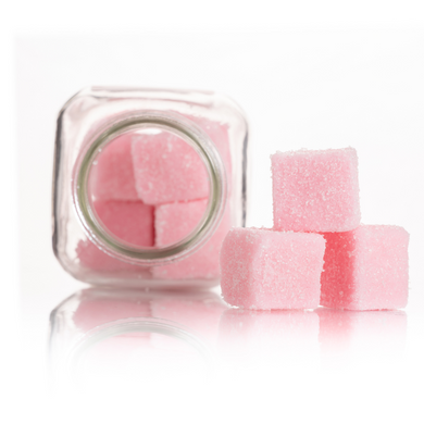 Grapefruit Exfoliating Sugar Cubes