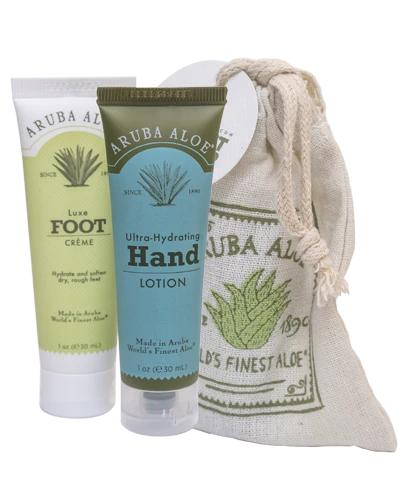 Hand & Foot Travel Duo