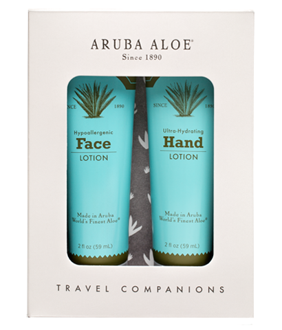 Hypo-Allergenic-Travel Face & Hand Lotion