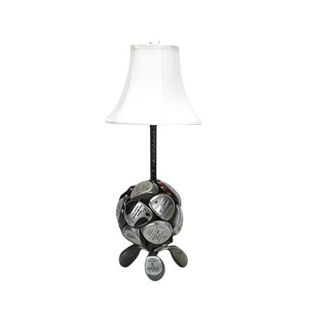 Iron Club Sphere Lamp