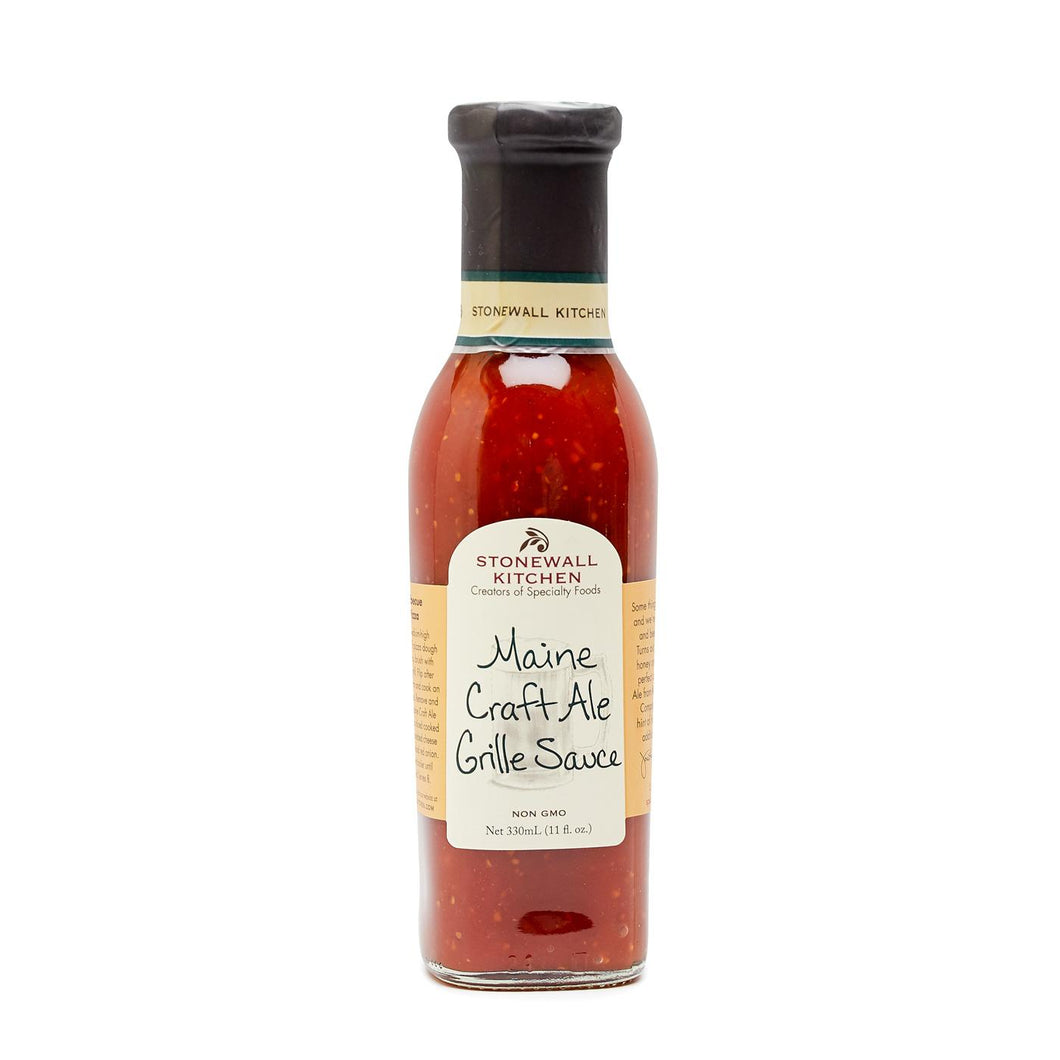 Maine Craft Ale Grille Sauce