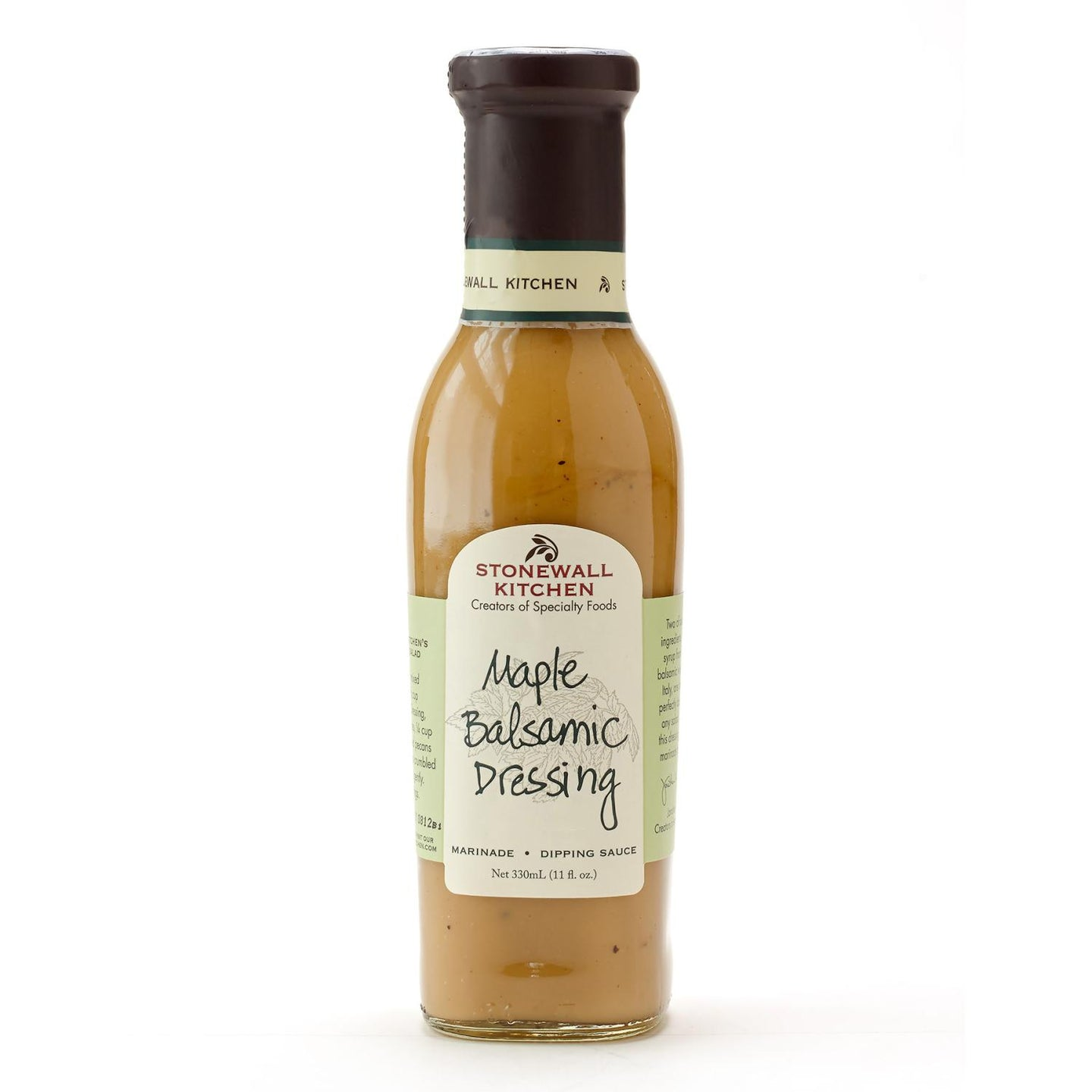 Maple Balsamic Dressing