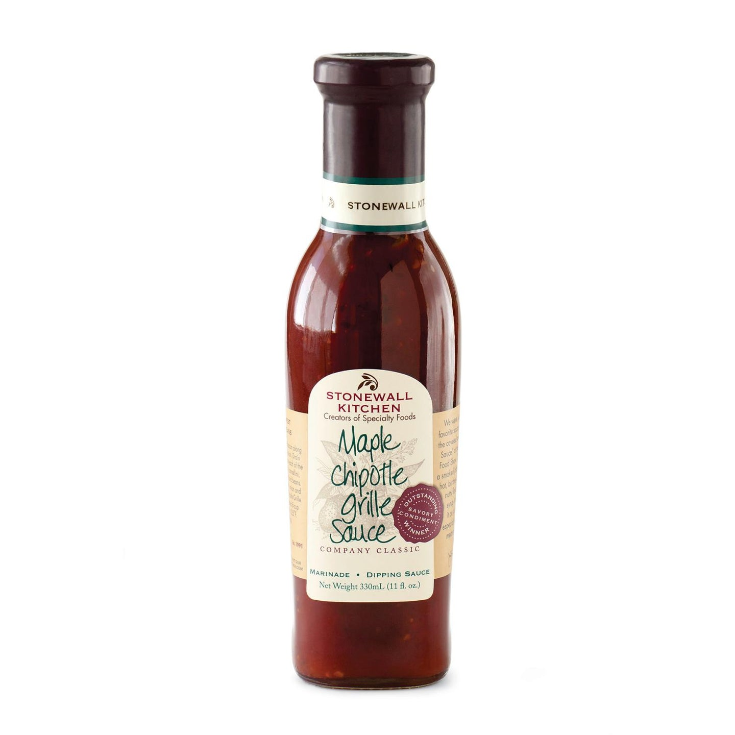 Maple Chipotle Grille Sauce
