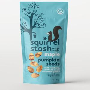 Maple Pumpkin Seeds