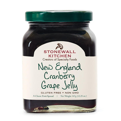 New England Cramberry Grape Jelly