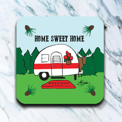 No Place Like Home Coaster