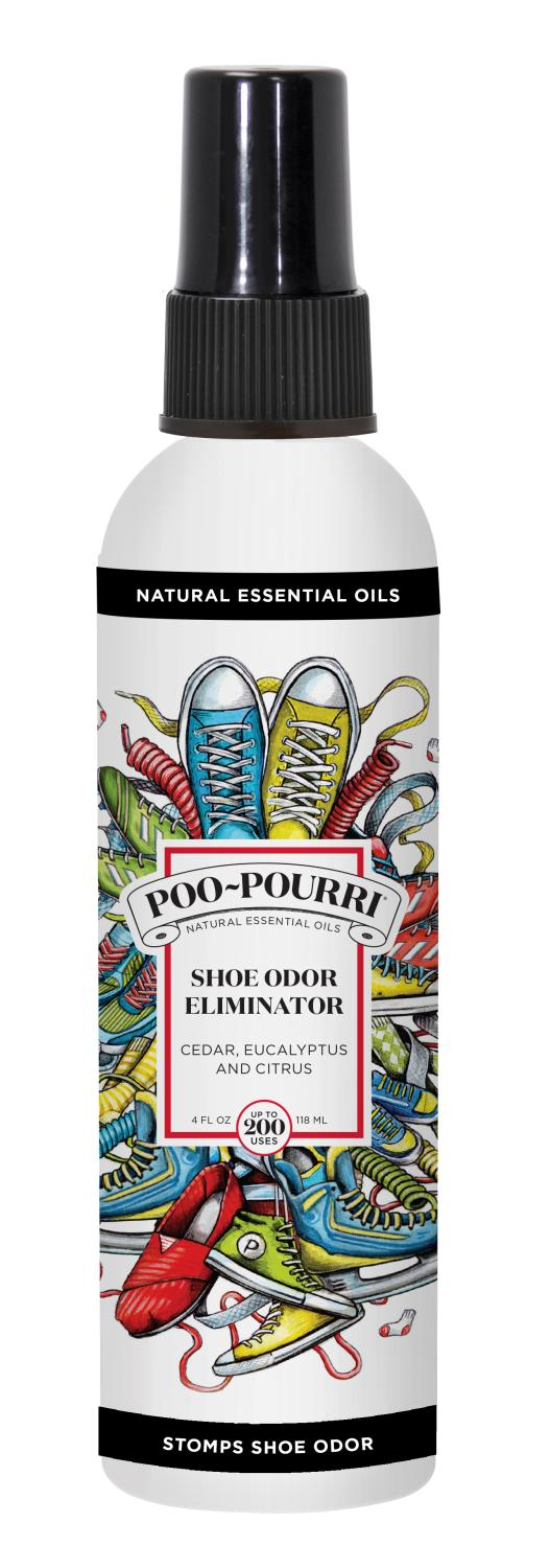 Shoe~Pourri 4 oz. Bottle