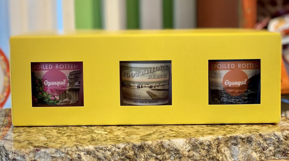 Spoiled Rotten Signature Candle Gift Box
