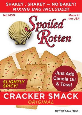 Spoiled Rotten's Cracker Smack Seasoning Blend
