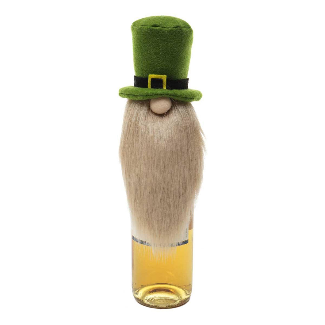 St. Patty's Day Gnome Bottle Topper