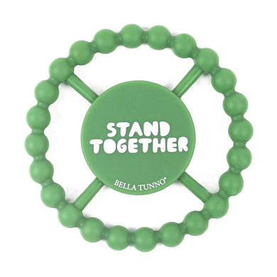 Stand Together Happy Teether