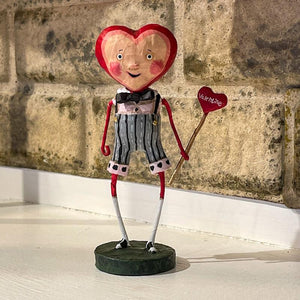 Sweetheart Boy Figurine