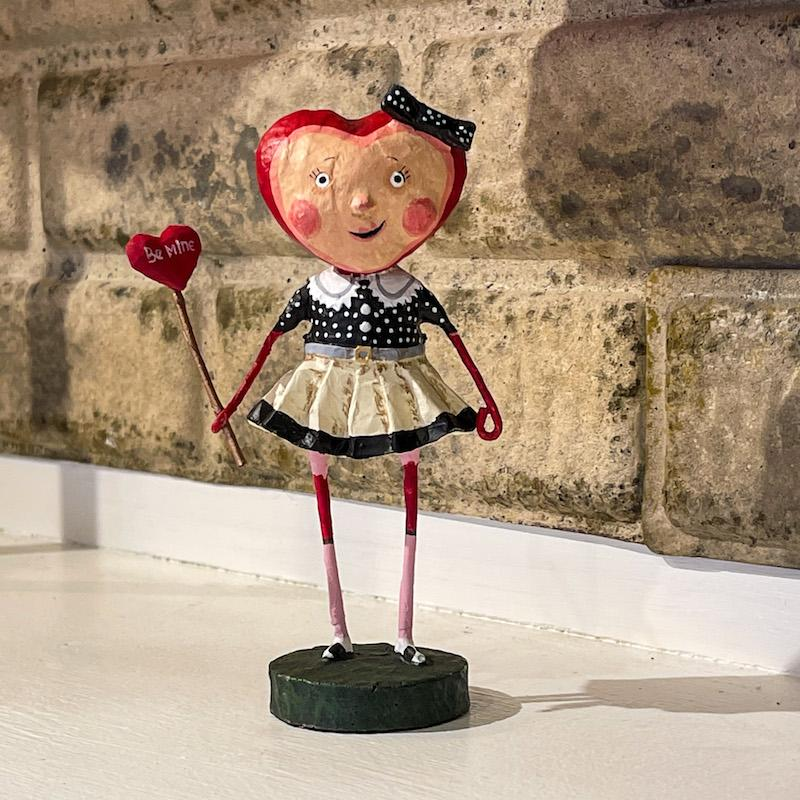 Sweetheart Girl Figurine