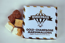 Load image into Gallery viewer, Wondermade Marshmallows Gold & Champagne