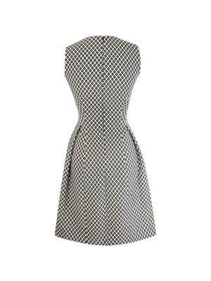 MINI DRESS - PATTERN DESIGN