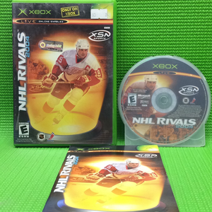 NHL Rivals 2004 - Microsoft Xbox | Disc Plus