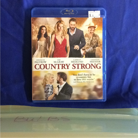 Country Strong - Blu-ray Drama 2010 PG-13 | Disc Plus
