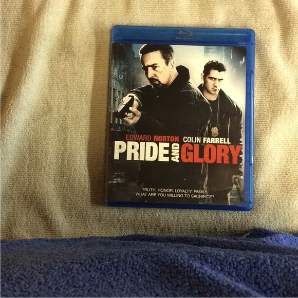 Pride And Glory - Blu-ray Drama 2008 R | Disc Plus