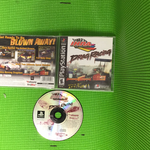 IHRA Drag Racing - Sony PS1 Playstation 1 | Disc Plus