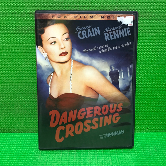 Dangerous Crossing - DVD Mystery/Suspense 1953 NR | Disc Plus
