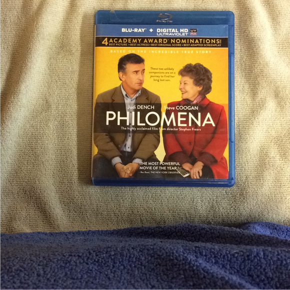 Philomena - Blu-ray Drama 2013 PG-13 | Disc Plus
