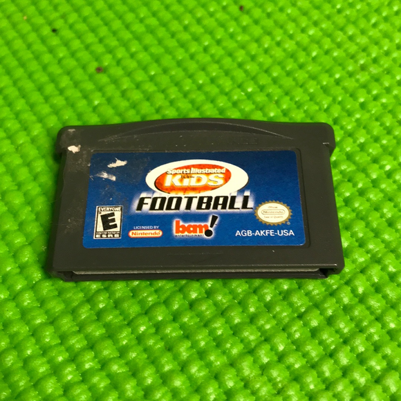 Sports Illustrated For Kids Football - Nintendo GBA Gameboy Advance | Cartridge Only