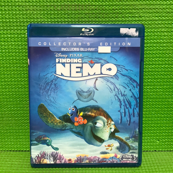 Finding Nemo Collector's Edition - Blu-ray Animation 2003 G | Disc Plus