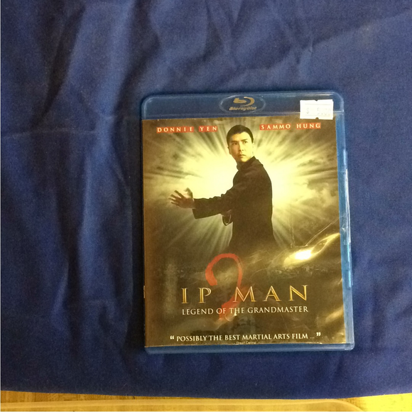 Ip Man 2 - Blu-ray Foreign 2010 R | Disc Plus