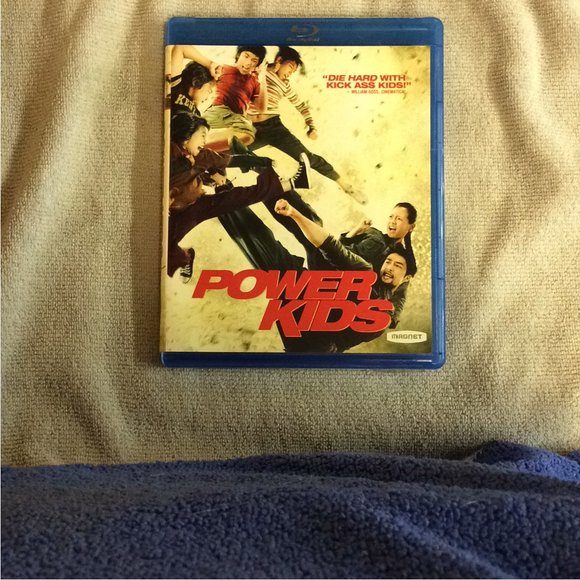 Power Kids - Blu-ray Foreign 2009 R | Disc Plus