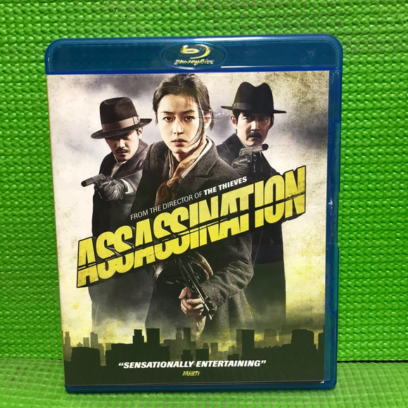 Assassination - Blu-ray Foreign 2015 NR | Disc Plus