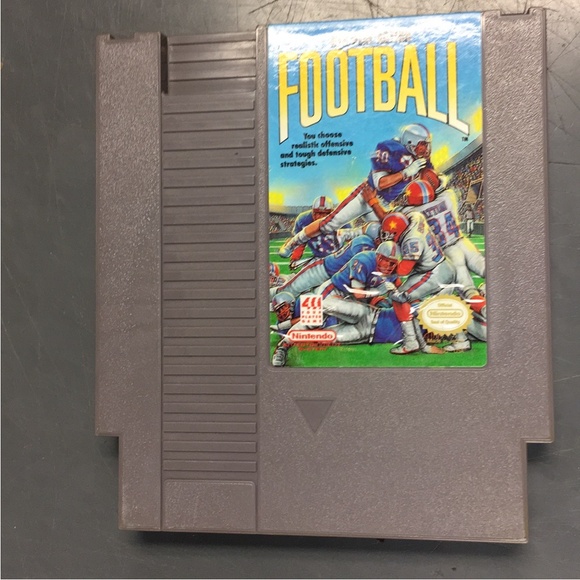 NES Play Action Football - Nintendo NES | Cartridge Only