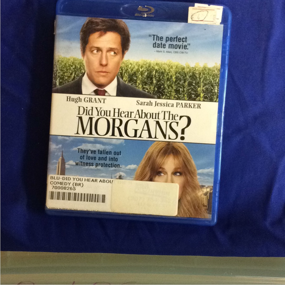 Did You Hear About The Morgans? - Blu-ray Comedy 2009 PG-13 | Disc Plus