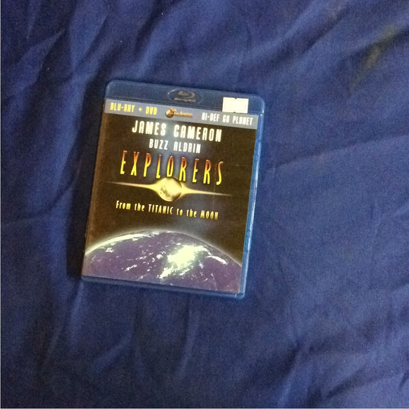 Explorers: From The Titanic To The Moon - Blu-ray Documentary 2006 NR | Disc Plus