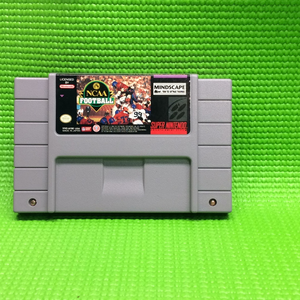 NCAA Football - Nintendo SNES Super | Cartridge Only