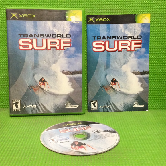 Transworld Surf - Microsoft Xbox | Disc Plus