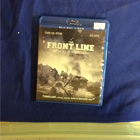 Front Line - Blu-ray Foreign 2011 NR | Disc Plus
