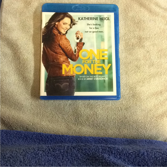 One For The Money - Blu-ray Action/Comedy 2012 PG-13 | Disc Plus